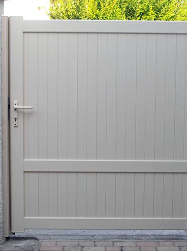 Portes et portails avec Gardes Alu Isère à Bourg-de-Pèage